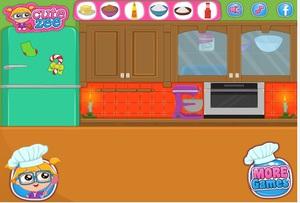 Онлайн шутка Милащка Зи: кулинарная академия