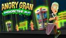 Игра Angry Gran RadioActive Run интересах Android