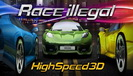 Игра Race Illegal: High Speed 0D интересах Android