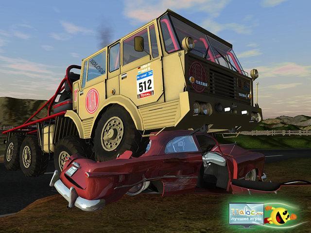 Скачать игры симулятор разбивания машин