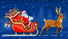 Рождество: Гонки на санях