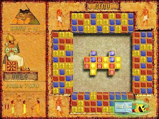 Мини игры логические: Скарабеи Фараона, Crystall Path, Сферы, Brickshooter Egypt