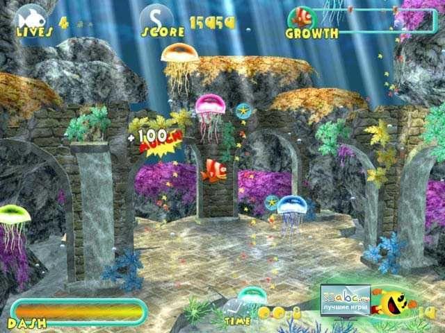 скачать игру рыбка обжора полная версия - фото 5