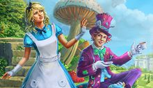 Пэчворк. Приключения Алисы