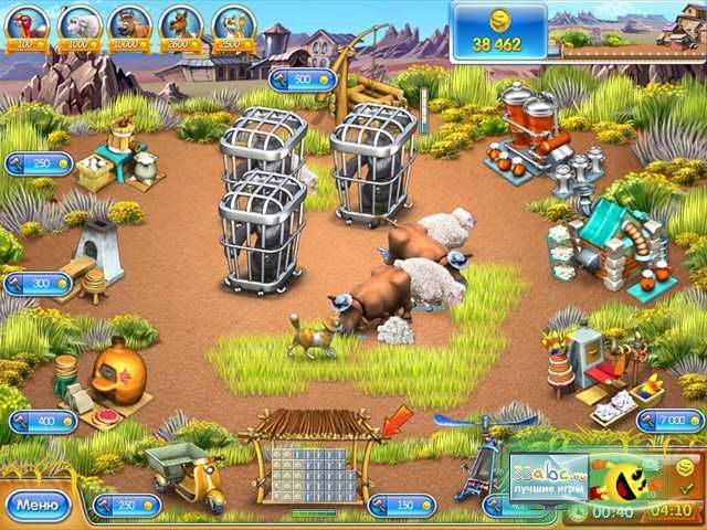 Мини-игра веселая ферма 3