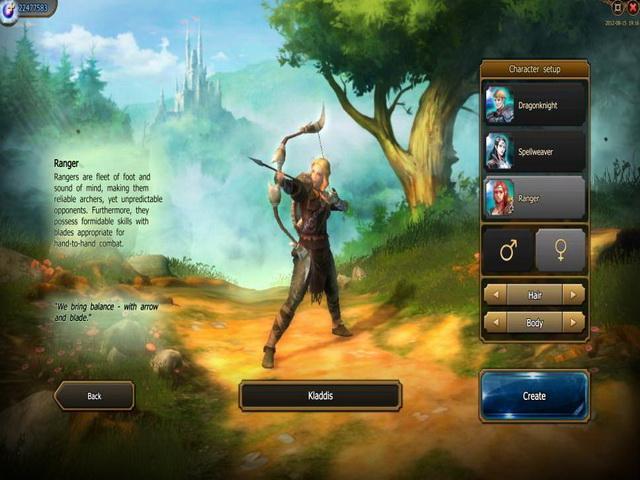 онлайн игра Drakensang Online