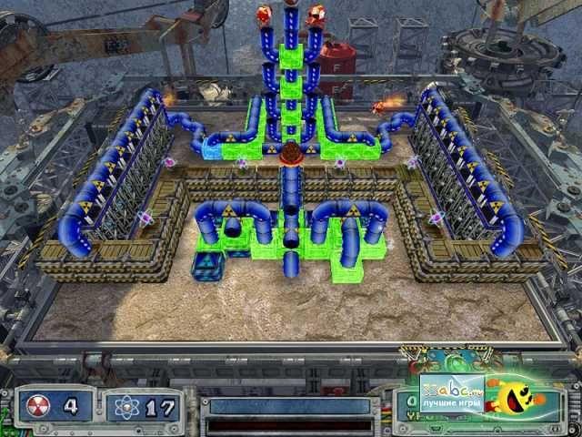 играть онлайн ядерный шар